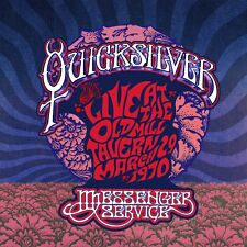 QUICKSILVER MESSENGER SERVICE-LIVE AT OLD MILL TAVERN,MARCH 1970 2 VINYL LP NEUF