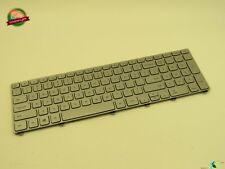 Original Dell Inspiron 17-7000 7737 Laptop Keyboard Silver Backlit P4G0N