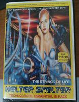 Helter Skelter - The Strings of Life - Technodrome 8 Pack-Old Skool - MINT Tapes