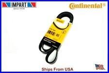 BMW Alternator Water Pump Power Steering Belt Continental 6pk1555