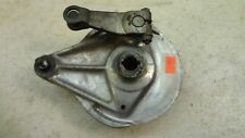 1973 honda cb125s 125 h1063~ rear brake plate