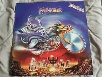 Judas Priest – Painkiller 1990 LP +OIS Schallplatte vinyl Heavy Metal VG+