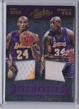 Panini Shaquille O'Neal Original Basketball Trading Cards