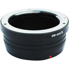 Micro Four Thirds Body to Olympus OM Lens Adapter