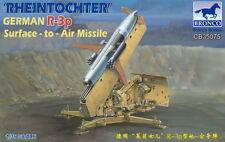 "Bronco 1/35 35075 German ""Rheintochter"" R-3p Surface-to-Air Missile"