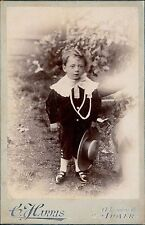 Dover. Young boy costume hat by C Harris Je.14
