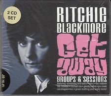 Ritchie Blackmore - Getaway Groups & Sessions, 2CD New