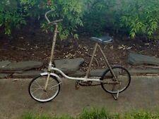 "Colson 16"" Child Sidewalk Fairy Bike Bicycle 1920's - For Restoration"