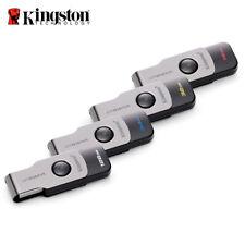 Kingston 16GB 32GB 64GB DataTraveler SWIVL USB 3.1 capless swivel Thumb Drive
