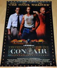Nicolas Cage CONAIR original Kino Plakat A1 gerollt