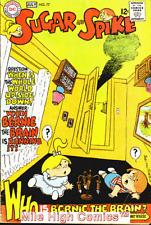 SUGAR AND SPIKE (1956 Series) #77 Fine Comics Book
