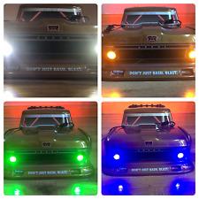 RC HD LED Lights Custom 4 Light Kit Only Universal Headlights Tail lights HID