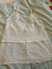 Women's lingerie intimate Lace  top Small