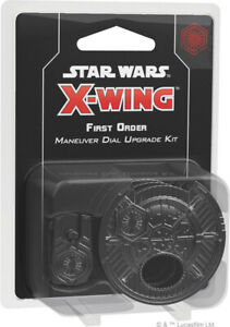 X-Wing: First Order Maneuver Dial Upgrade Kit on 2/14 Pre order