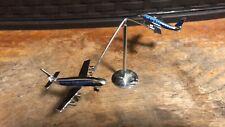 U.S. AIRWAYS AMERICAN AIRLINES BALANCING AIRPLANES DESK TOY