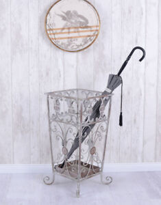 Umbrella stand Holder Country Style For Umbrellas shabby vintage