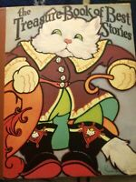 The Treasure Book of Best Stories Hardcover – 1933