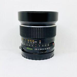 Excellent Mamiya Sekor C 45mm f/2.8 Lens for M645 AUS SELLER