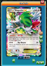 RA Shaymin EX Regular Art Pokemon TCG ONLINE ( PTCGO digital card )