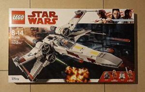 LEGO STAR WARS 75218 - X-WING STARFIGHTER - NEU & OVP