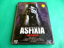 ASFIXIA / THE ASPHYX - Peter Newbrook 1973 - Precintada