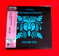The Enid An Alternative History MINI LP CD 2 X CD JAPAN IECP-20047-48