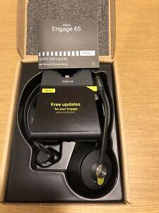 New Jabra Engage 65 Stereo Wireless Headset - 9559553125