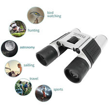 10x Magnification Small Compact Travel Hiking High Power Binoculars 10x25