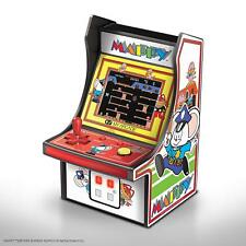 "MY ARCADE MAPPY 6"" Micro Arcade Machine Portable Handheld Video Game"
