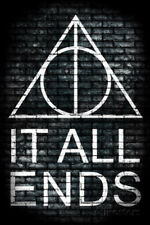 It All Ends Final Episode Movie Poster Poster Print, 13x19