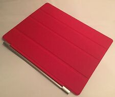 Apple IPAD 2 3 4 poliuretano ultrasottile resistente Smart Sleep Cover Rosa