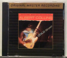 Albert Collins - Cold Snap  MFSL CD (24kt Gold Plated Disc, Stereo)