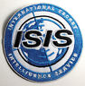 """Archer TV Series ISIS Int. Secret Intelligence Service 3"""" Patch (MIPA-ISIS)"""