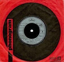 RAHNI HARRIS AND F.L.O. Six Million Steps Vinyl 7 Inch Mercury 6007 198 1978