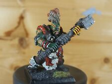 CLASSIC METAL WARHAMMER OGRE MANEATER IMPERIAL WELL PAINTED (298)