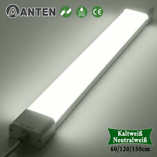 LED Feuchtraumleuchte Feuchtraumlampe 60/120/150 Keller Werkstatt Wannenleuchte