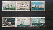 Sealand 1970 Ships-Sailing Vessels Mnh Set-Fantasy Issue