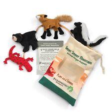 Folkmanis Great Smoky Mountain Animal Set Puppet-2784 #5028