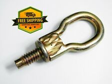 Jaguar S-Type X-Type Factory Front Rear Tow Hook Tow Eye Bolt OEM