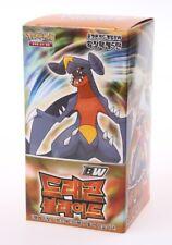 Pokemon Trading Card Game / Booster Box / Korean / Dragon Blade