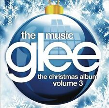 NEW - Glee: The Music, The Christmas Album Vol. 3 by Glee Cast