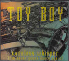 Toy Boy- Careless Whisper cdmaxi single eurodance france
