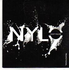 (BZ357) Nylo, I Keep Fallin - 2011 DJ CD
