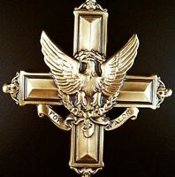 ORIGINAL U.S. ARMY DISTINGUISHED SERVICE CROSS MEDAL ORDER FOR GALLANTRY   -01