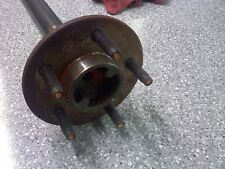 2004 Lincoln Towncar Axle (Used)