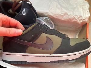 2002 Nike Dunk Low PRO SB LODEN sz 12 DS OG All