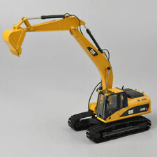 CAR CAT 320D L 1/50TH Diecast Hydraulic Excavator Yellow Car Model Toy Vehicles