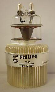 QBL5.3500 6076 PHILIPS NOS  VALVE TUBE.