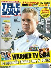 TELECABLE SAT HEBDO n°1435 04/11/2017 Warner TV_Eric Dane_Flament_Tesson_Winslet