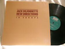 JACK DeJOHNETTE New Directions in Europe Lester Bowie John Abercrombie ECM LP